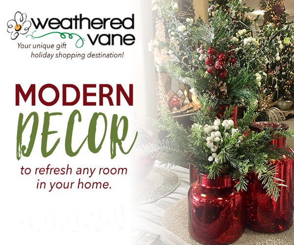 Stunning home decor for less at weathered vane in rapid city